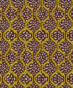 cheetah coat cotton fabric from Inprint at Jane Makower for sale at More Sewing