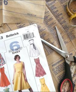Get the help you need with your dressmaking project in our Sewing Surgeries at More Sewing