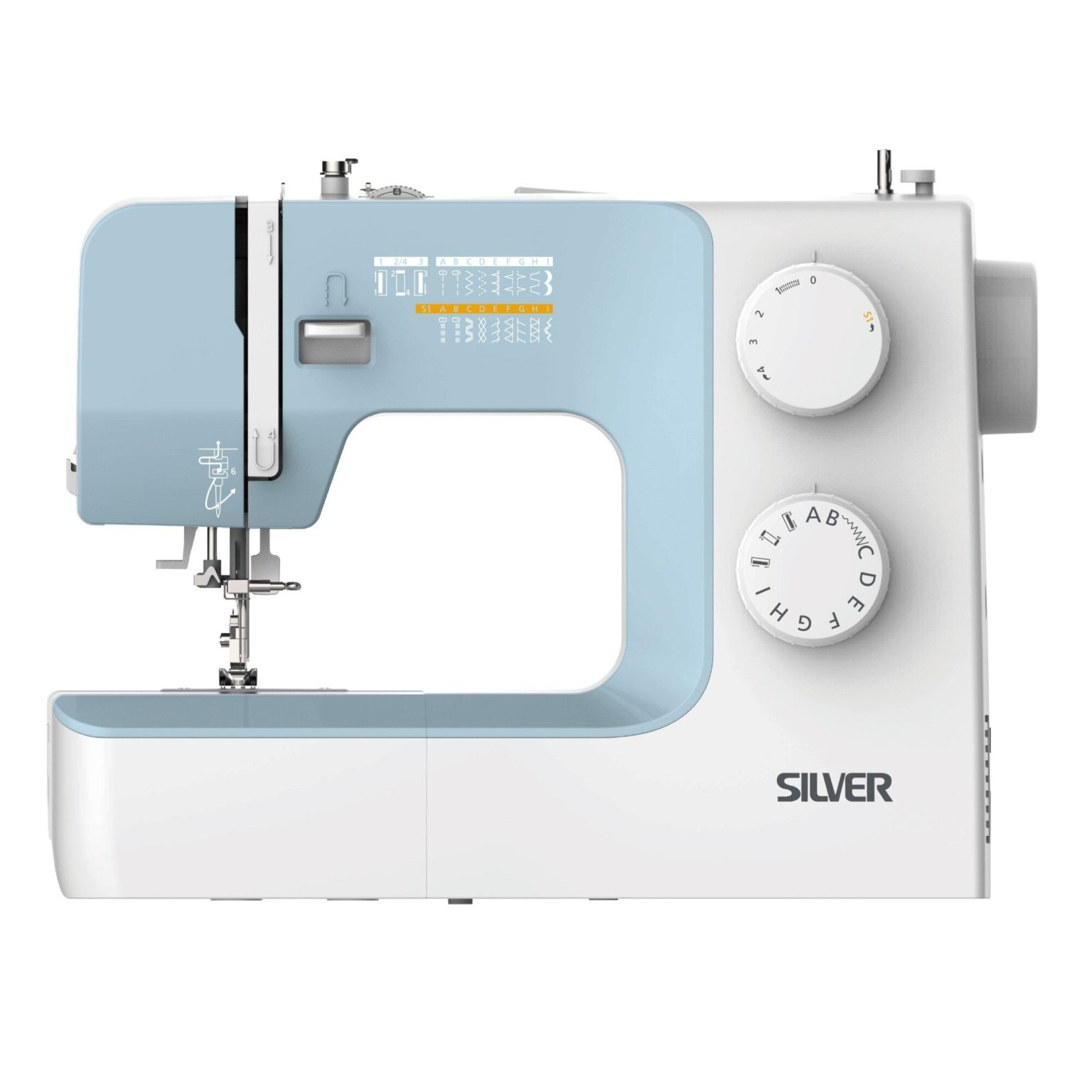 Sewing Machine | Silver 301 Sewing Machine | More Sewing